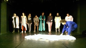 Instant Theatre Berlin: performance