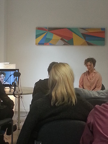 Film workshop with Aleta Chappelle
