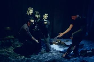 """Instant Theatre Berlin - """"Farewell to..."""" performance"""