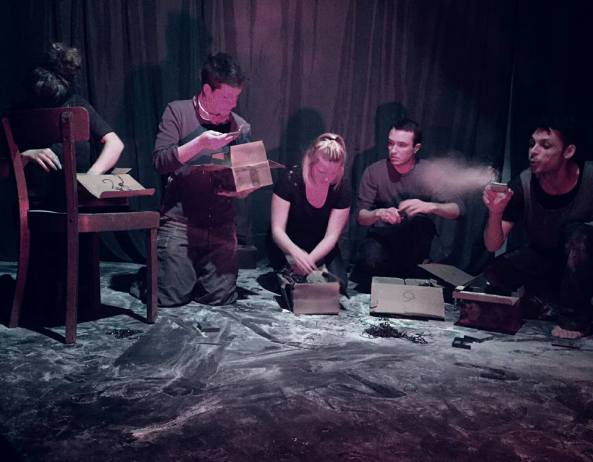 """Instant Theatre Berlin - """"Farewell to..."""" theatre performance"""