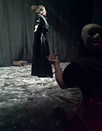 Original theatre performance played in Berlin on March 25, 2017