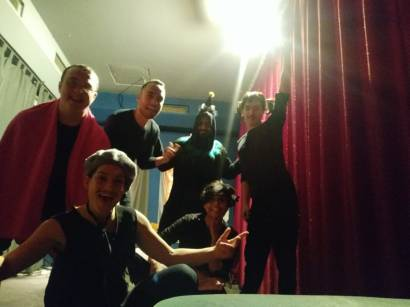 Instant Theatre's First Steps in Acting