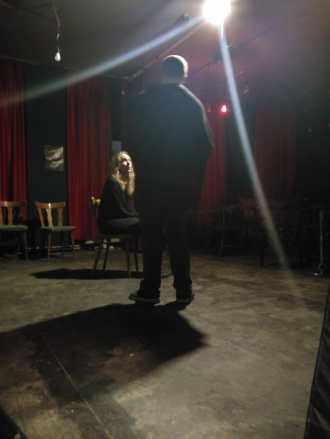 Instant Theatre Berlin: First Steps in Acting