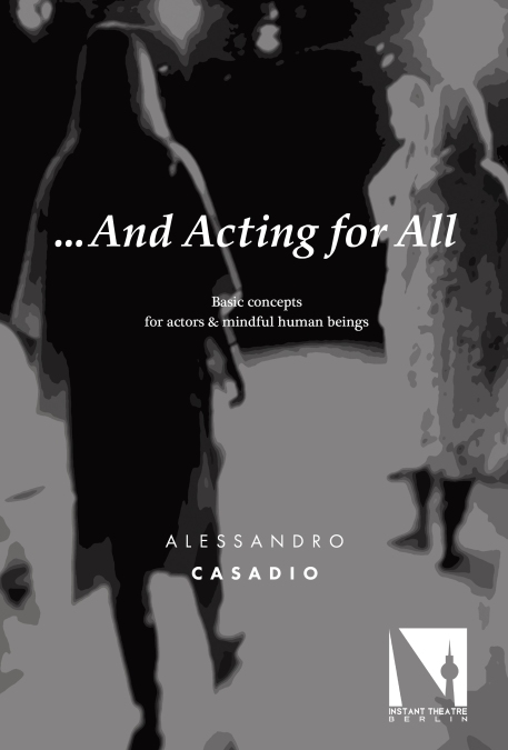 Acting Book: ...And acting for all